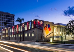 JSFA Won Outstanding Design Award for Orange County Shool of the Arts Project