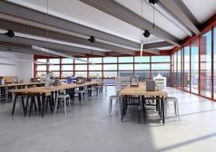 Windward School Innovation Center Design Won AIA Award