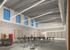 Construction Has Started on Carmel Valley Middle School Music Building