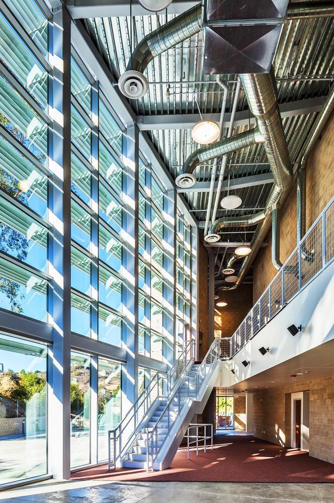Calabasas-High-School-Performing-Arts-Education-Center-7-Lobby