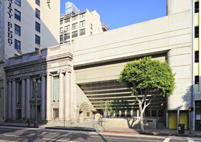 Los Angeles Theatre Center Renovation