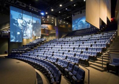 Newseum 4D Theatre