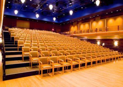Orange County Performing Arts Center Samueli Theatre Renovation