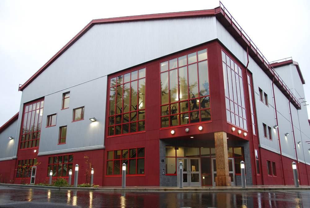 Sitka-High-School-Performance-Center-Auditorium-2-Performance-Center-Entrance