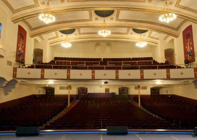 David Marr Auditorium Renovation