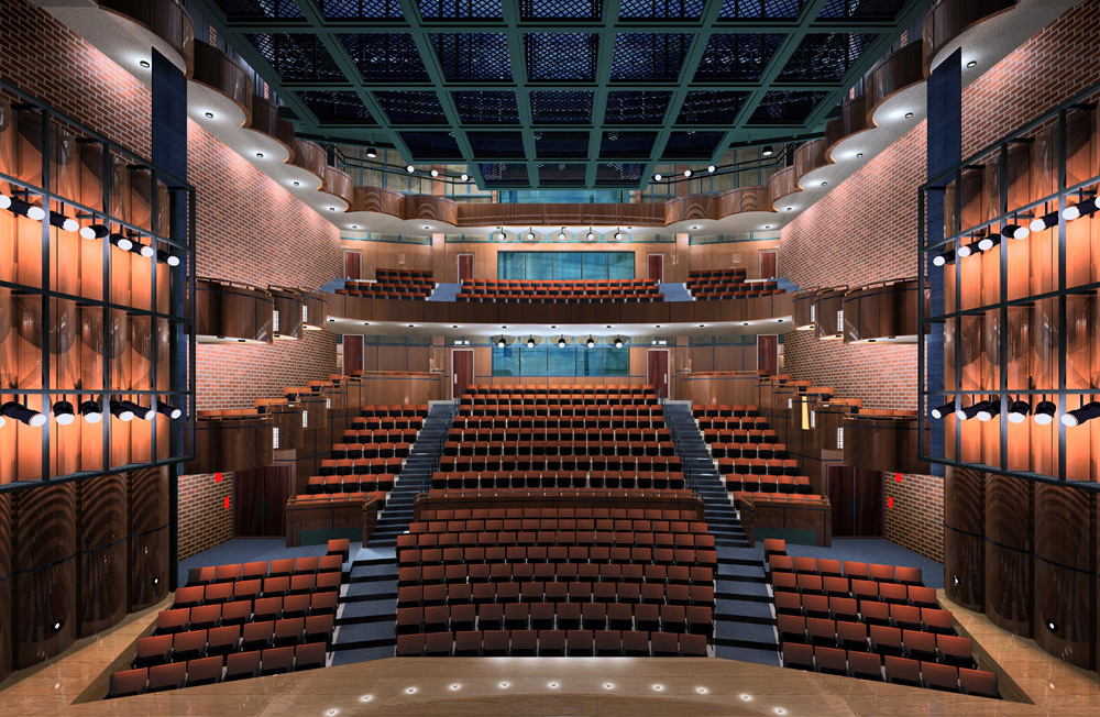 Fairmont State University Performing Arts Center