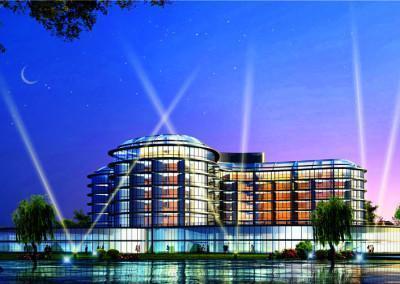 Ocean Park Resort for Dujiangyan