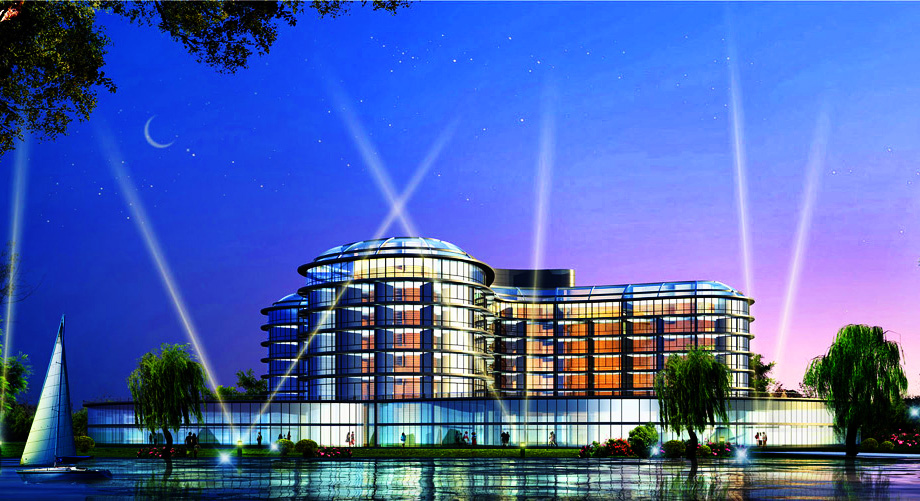 Ocean-Park-Resort-for-Dujiangyan-5-Hotel-Rendering