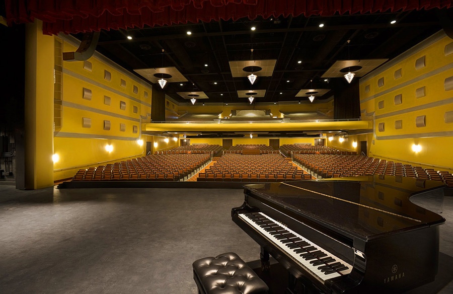 Port-Arthur-High-School-for-the-Arts-Renovation-2-Stage-to-Audience1