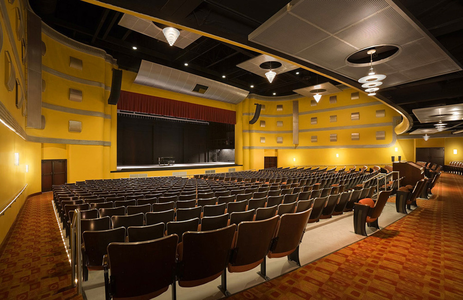 Port-Arthur-High-School-for-the-Arts-Renovation1-Audience-Chamber1