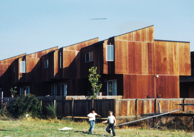 Scattered Site Modular Townhouses
