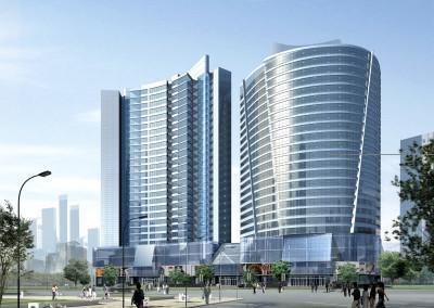 ShenYang Jinli Residential-Commercial Plaza